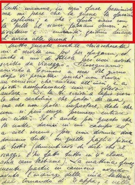 lettere dal fronte seconda guerra mondiale la grande guerra lettere dal fronte aneddotica
