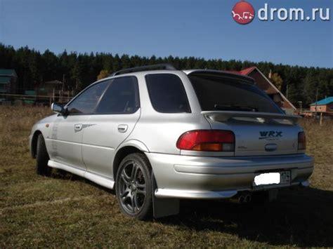 1998 subaru impreza wrx sti specs 1998 subaru impreza wrx sti for sale