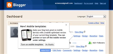 blogger templates for mobile phones mobile phone optimized blogger templates make your