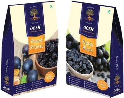 Seedless Raisin 500g buy oosh seedless black raisin on paisawapas