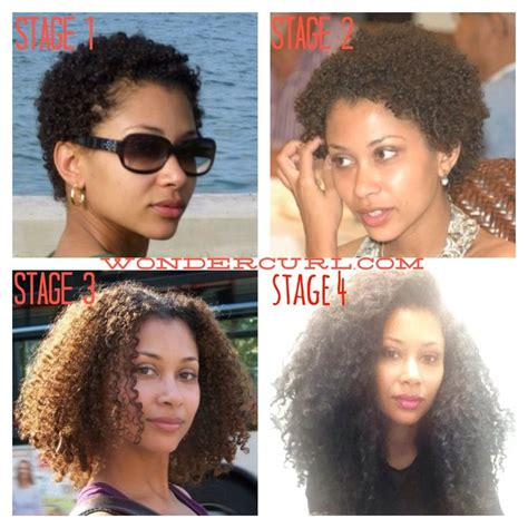 stages of natural hair stages of natural hair wondercurl com natural hair