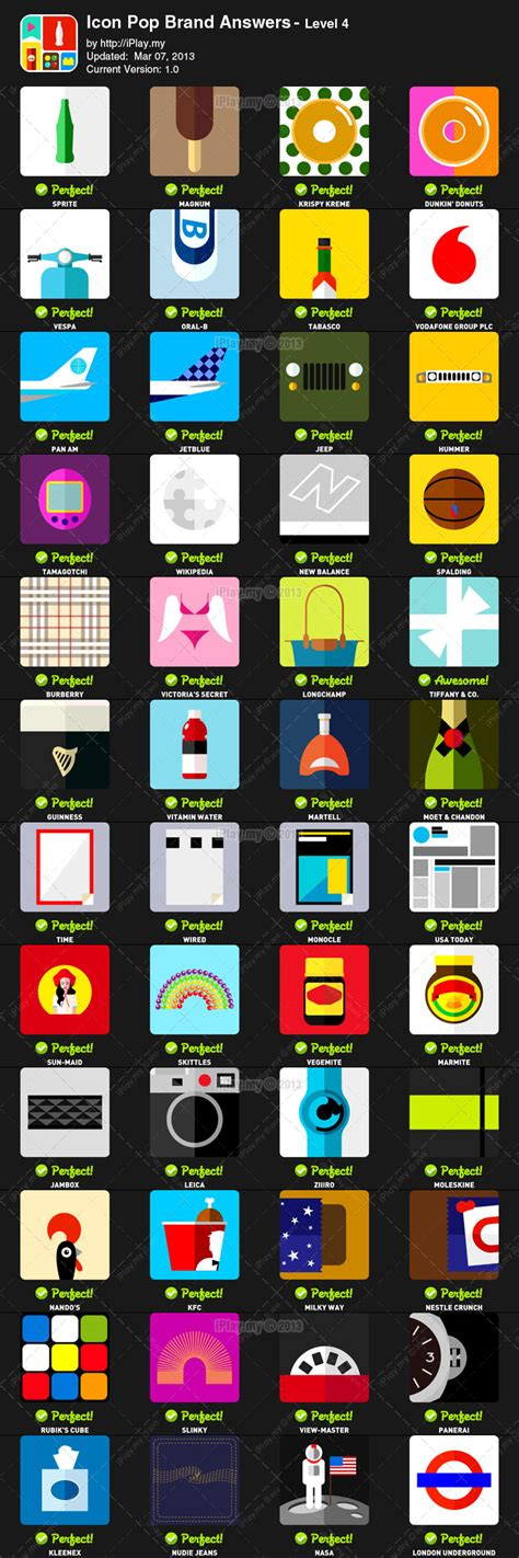 icon pop brand answers  pictures