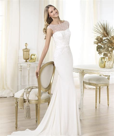Sheath Wedding Dress by Sheath Wedding Dresses Dressed Up