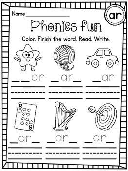 Bossy R Coloring Page by Free Differentiated Color Trace Write Worksheets Ar