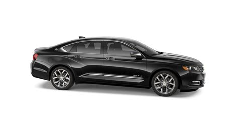 premier chevrolet ct east black 2018 chevrolet impala new car for sale