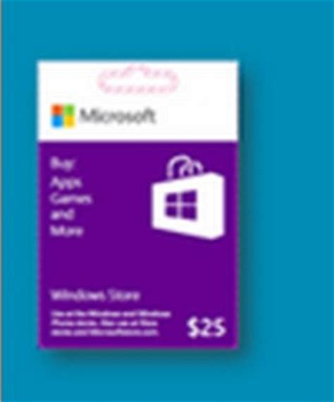 Windows Store Gift Card Code Decorating Tiny Glimpse Of Upcoming Microsoft Windows Gift Card Leaked Neowin