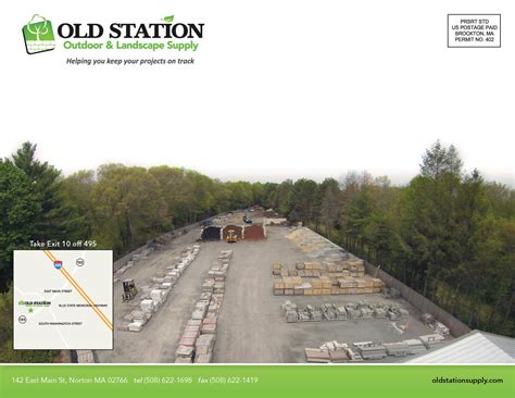 Landscape Supply Norton Ma Station Outdoor Landscape Supply Inc In Norton Ma