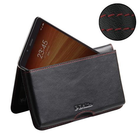 Wallet Xiaomi Redmi Note 4 Premium Leather Murah xiaomi redmi note leather wallet pouch stitch pdair