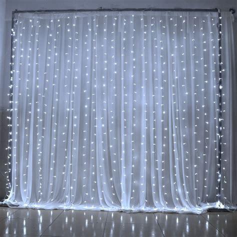 cortina de led tecido para casamento e decora 231 227 o r