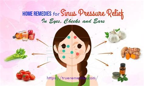 16 home remedies for sinus pressure relief in cheeks