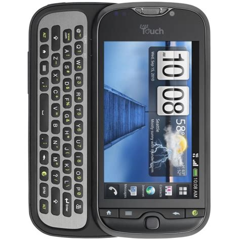 tmobile android phones htc mytouch 4g slide dlna hd android pda phone tmobile condition used cell phones