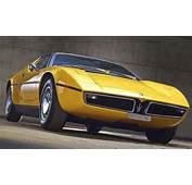 Vintage Corner Maserati Bora  Premier Financial Services