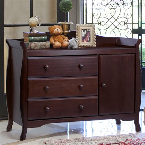 Espresso Nursery Dresser by Espresso Dresser For Nursery Thenurseries
