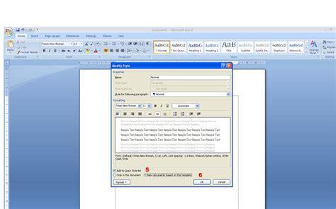 membuat html paragraf cara membuat default paragraf di word 2007