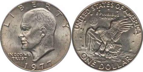 specifications eisenhower silver dollars 1977 eisenhower dollar values facts