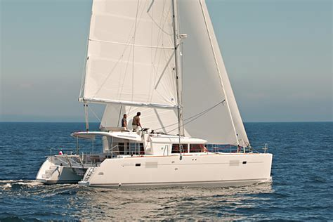 catamaran under sail for sale lagoon 450 f catamaran offered by dream yacht sales