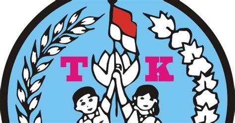 logo tk taman kanak kanak vector cdr  logo