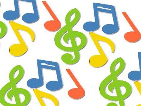 imagenes musicales para fondos notas musicales m 250 sica
