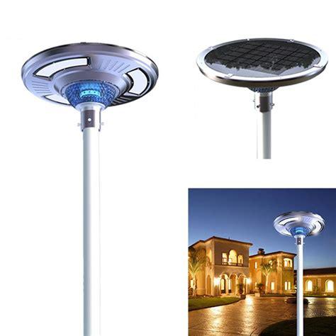 Eleding Eleding Solar Powered Smart Led Round Light For Industrial Solar Lighting