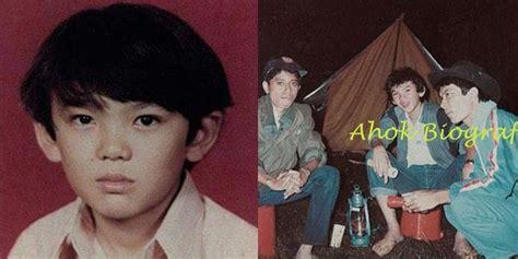 ahok facebook foto foto ganteng masa muda ahok jadi idola baru netizen