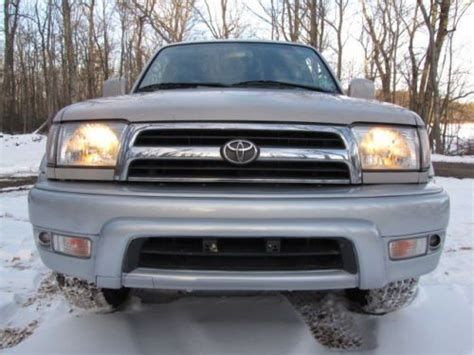 automobile air conditioning repair 2001 toyota 4runner navigation system buy used 00 toyota 4runner limited 4wd leather towhitch powerseats roofrack clean 1 owner in