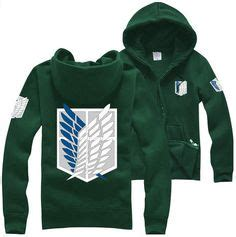 Anime Jaket Attack On Titan Varsity preorder custom shingeki no kyojin attack on titan