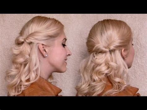hanhs prom hair for dummies 5 different looks youtube 88 best hair images on pinterest hairstyle ideas hair