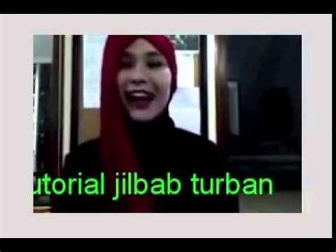 tutorial turban ala zaskia tutorial jilbab turban zaskia adya mecca youtube