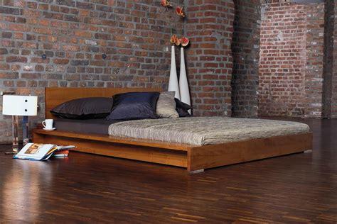 Contemporary Bedroom Design by Lotos Luna Tische Und Betten Aus Massivholz