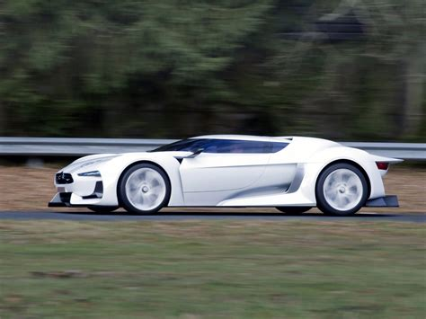 Citroen Gt Concept by Citroen Gt Concept Citroen Gt Concept Photo 11 Car In