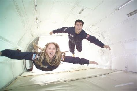 no gravity room why are astronauts weightless in the space is it because they are beyond the pull of gravity