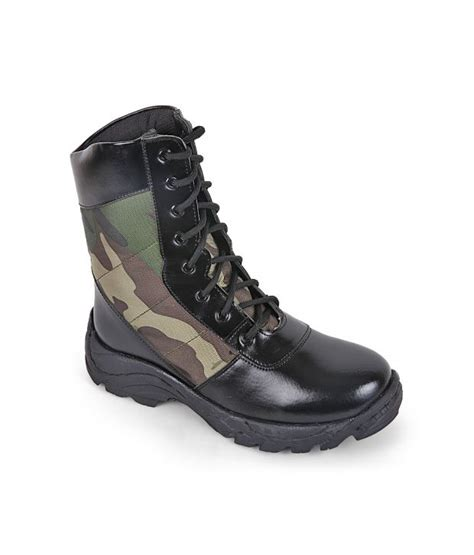 armstar tpr camouflage high ankle boot price in india buy