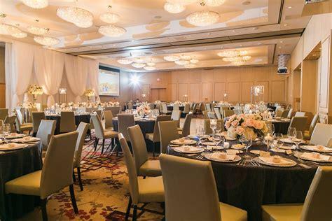 Wedding Venue overview: Shangri La Hotel Toronto ? Rebecca