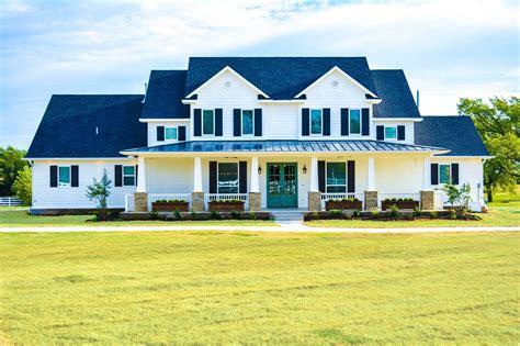 custom farmhouse plans custom farmhouse richmond signature homes design