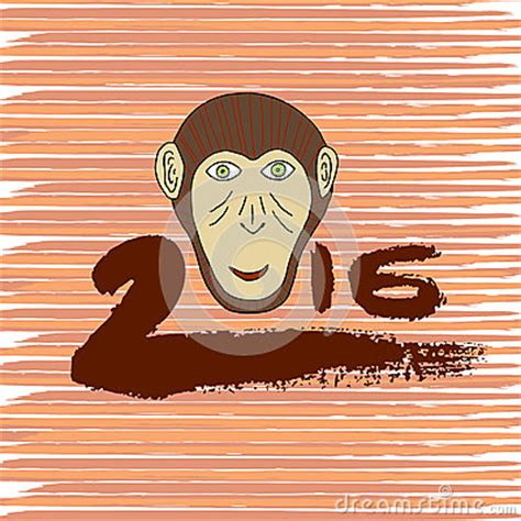 new year monkey pictures to print new year print monkey symbol stock