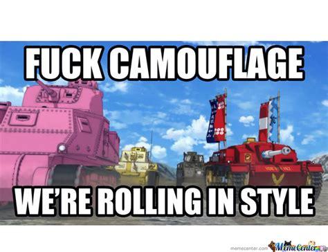 Girls Und Panzer Meme - girls und panzer by minamoto meme center