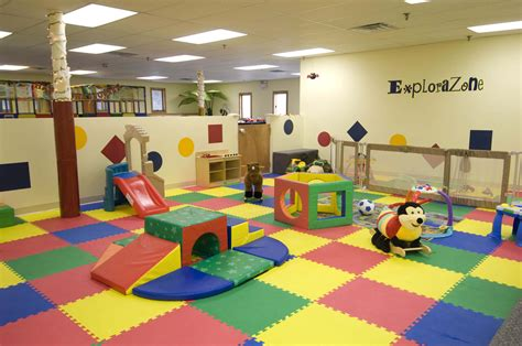 Playground Room by How To Create An Indoor Playground