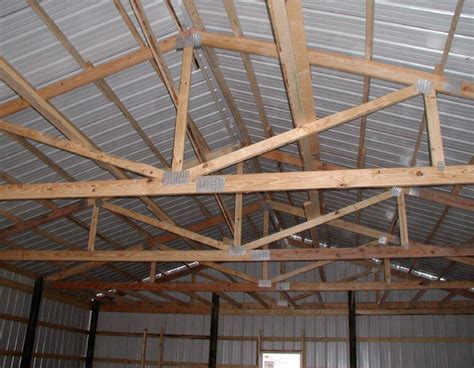 building  pole barn