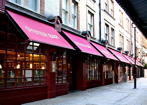 red awnings why restaurants choose red awnings peterson canvas awning