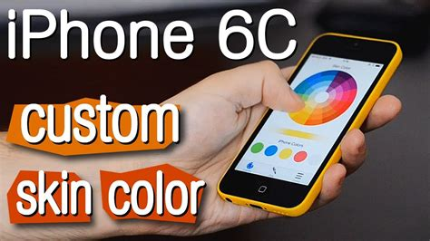 iphone 6c colors iphone 6c new features custom skin color