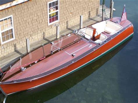 fast wooden boats mahogany wood boat designs hacker craft boat company