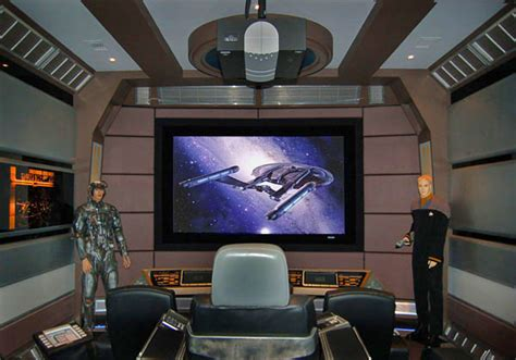 star trek home theater sound vision
