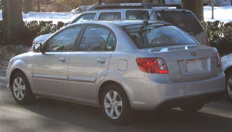 Kia Sedan 2010 File 2010 Kia Sedan Rear 02 19 2010 Jpg Wikimedia