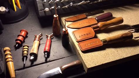 leather working tools ive    youtube