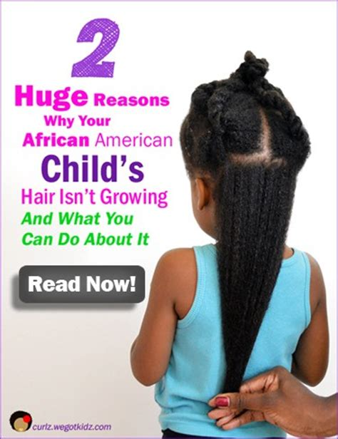 american hair styles that grow your hair a beginners guide to growing an african american child s