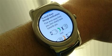 android wear features android wear update brings shiny new features