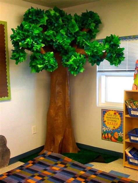 How To Make A 3d Tree Out Of Paper - 25 best ideas about paper tree classroom on