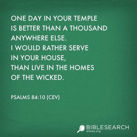 better is one day in your house better is one day in your house 28 images psalm 84 10 wit and wisdom 25 best