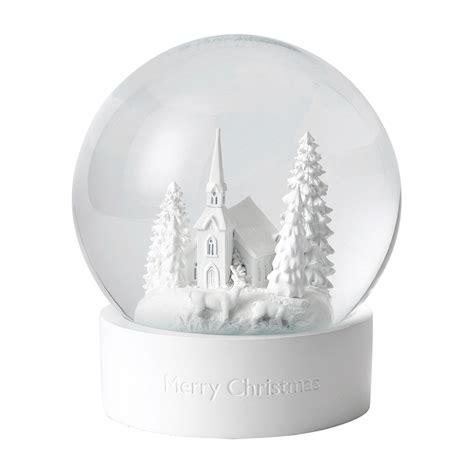 winter scene snow globes buy wedgwood snow globe amara