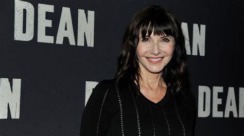 do women look older without bangs long hairstyles that look gorgeous on older women